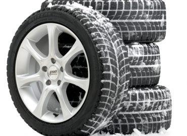 Stockage des pneus l'hiver